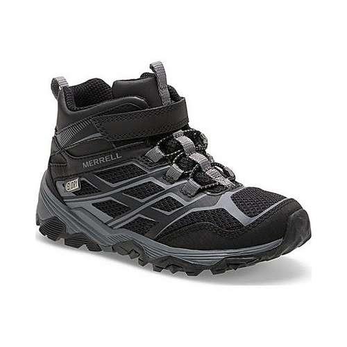 Boys Moab FST Mid A/C Waterproof Walking Boots