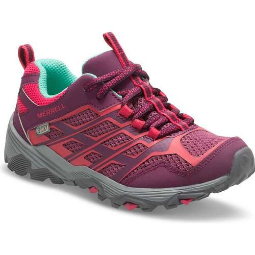 Girls Moab FST Low Waterproof Walking Shoe