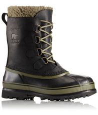 Men's Caribou Waterproof Leather Boots
