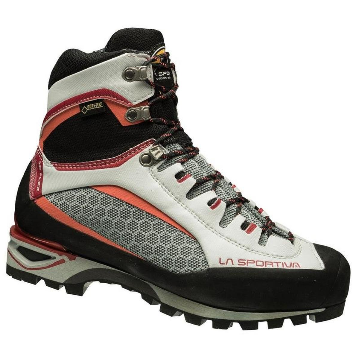 La Sportiva Boots Women's Trango Tower GTX Light Grey/Berry