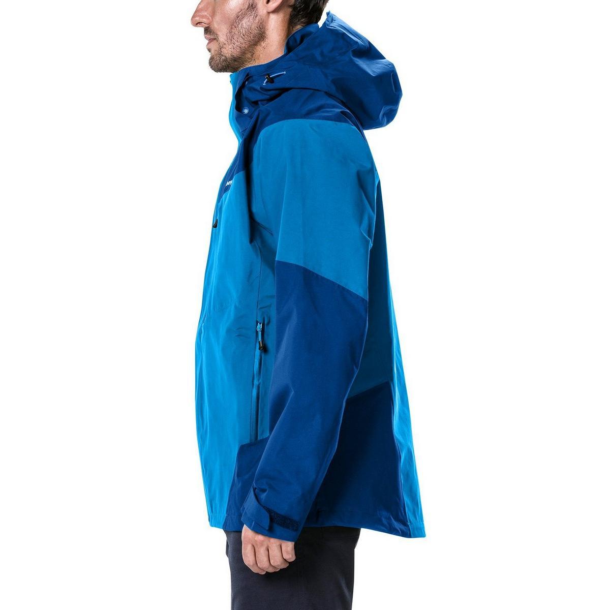 Berghaus Men's Berghaus Arran 3in1 Insulated Waterproof Jacket - Blue