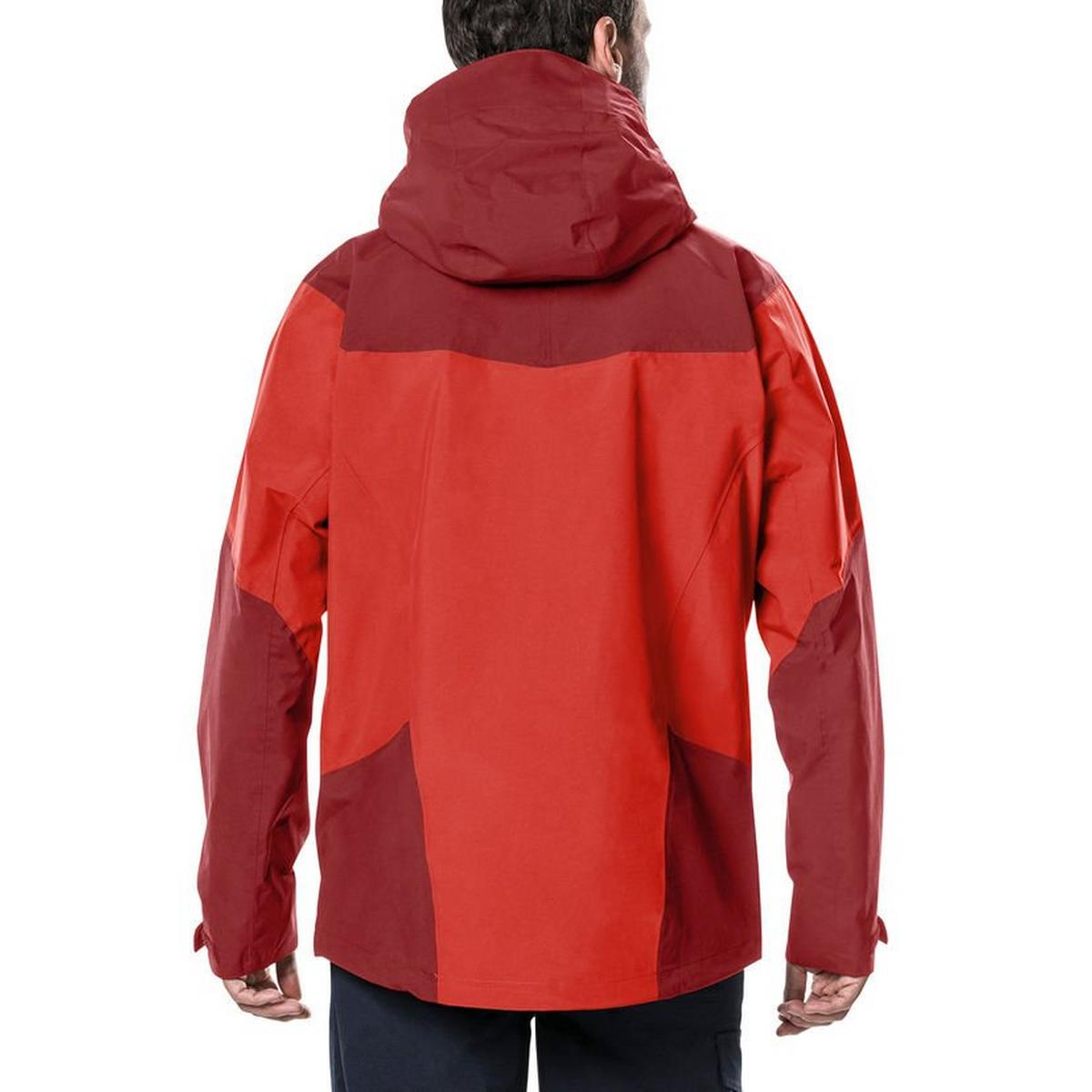 Berghaus Men's Arran Waterproof Jacket - Red