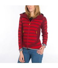 Women's Hollvin Wool Lady Hooded Jacket
