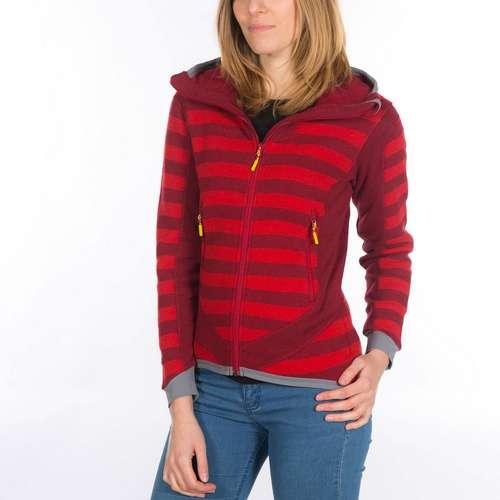 Women's Hollvin Wool Lady Hooded Jacket