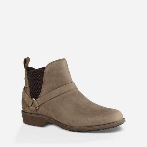 De La Vina Dos Chelsea Short Boots