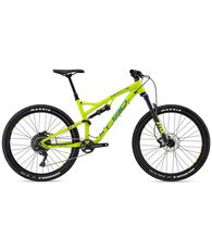 T-130 SR (2018) Full Suspension Mountain Bike