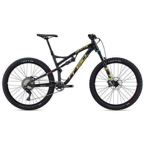 T-130 RS (2018)  Full Suspension Mountain Bike