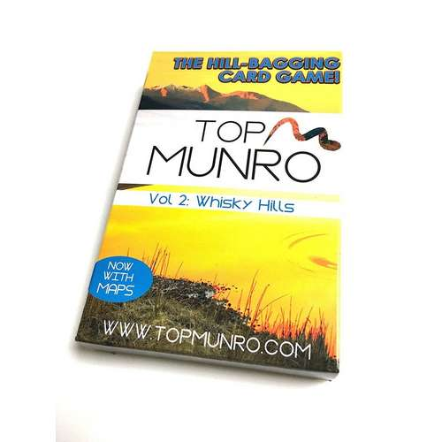 Top Munro Play Cards Vol. 2