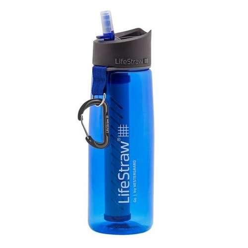 Go Bottle 2 Stage Filter Water Bottle