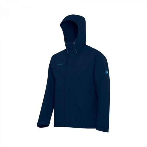 Men's Trovat Hard Shell Hooded Jacket