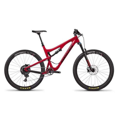 5010 C R (2018) Full Suspension Mountain Bike