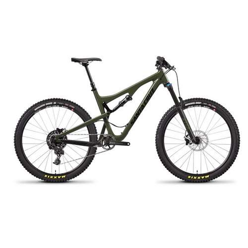 Bronson C R (2018) Full Suspension Mountain Bike