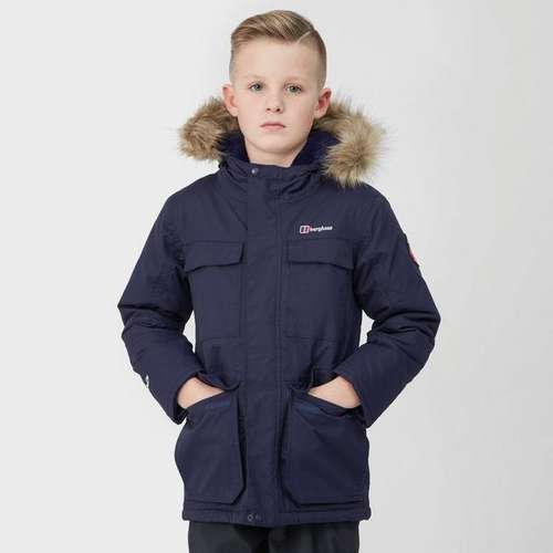 Kids' Boys Fourstones Parka