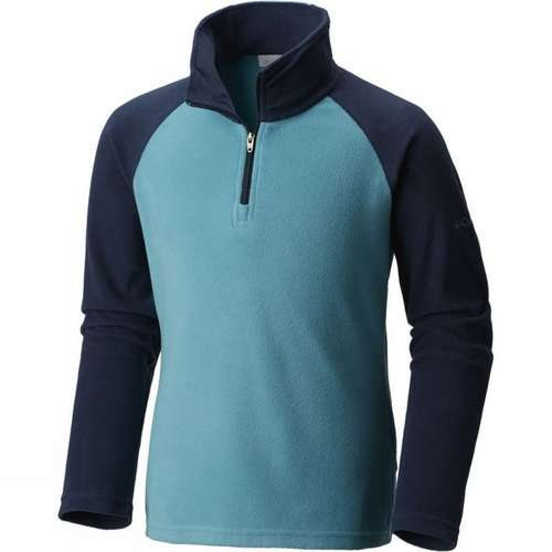 Kids' Girls Glacial 1/2 Zip Fleece