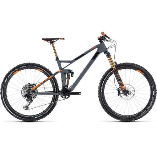 Cube Stereo 140 HPC 27.5 (2018) Full Suspension Mountain Bike