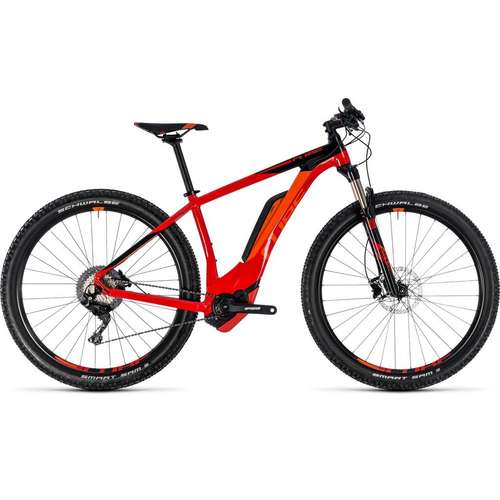 Reaction Hybrid Race 500 (2018) E-Mountain Bike