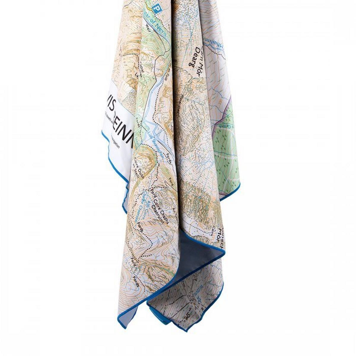 Lifeventure Softfibre Towel - Ben Nevis - Giant