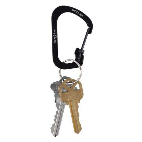 Side Lock Carabiner size 2