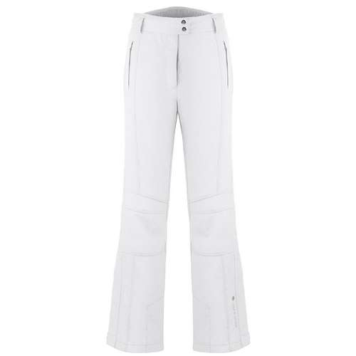 Women's White Stretch Pants