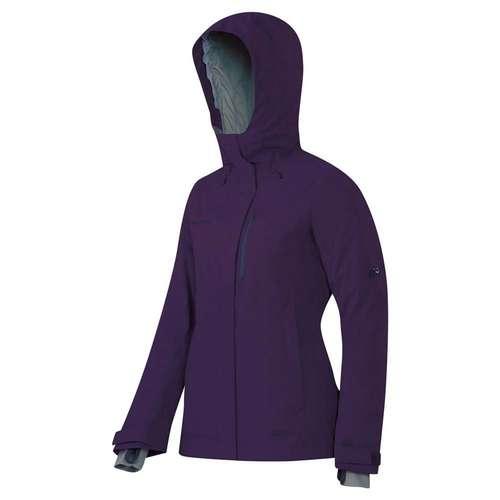 Women's Argentera Hard Shell Hooded Jacket
