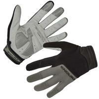 Men's Hummvee Plus Glove II - Black