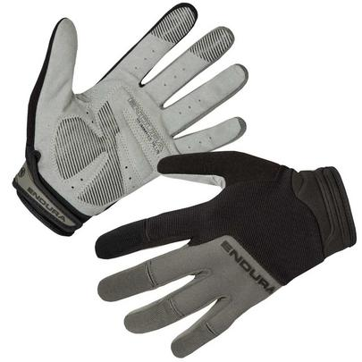 Endura Men's Hummvee Plus Glove II - Black