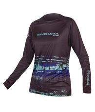Women's MT500 Long Sleeve Jersey Print II