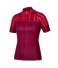 Women's Graphic Pinstripe Jersey