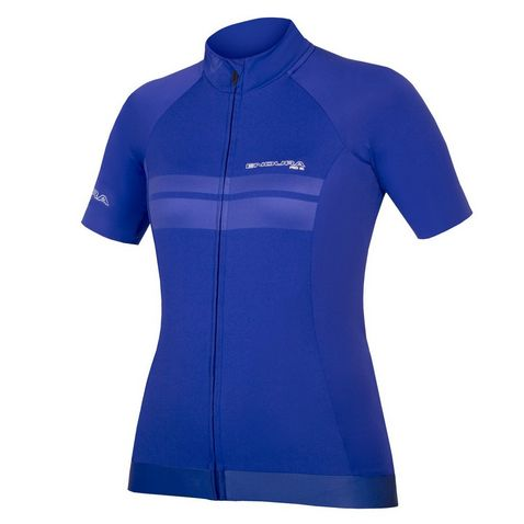 Blue Endura Women s Pro SL Short Sleeve Jersey ... f70d3792e