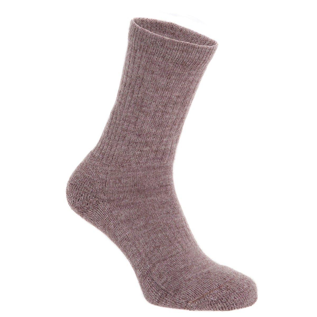 Vicuna Women's Vicuna Mid Hiker Sock - Pink