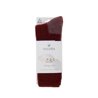 Vicuna Unisex Hiker Socks
