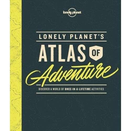 Atlas of Adventure Hardback Book