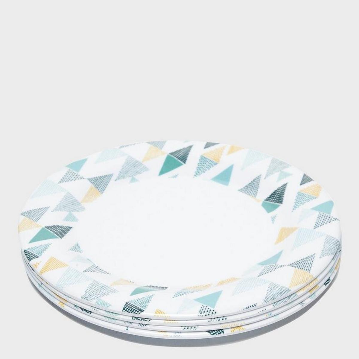 Eurohike Picnic Plate 4 Pack