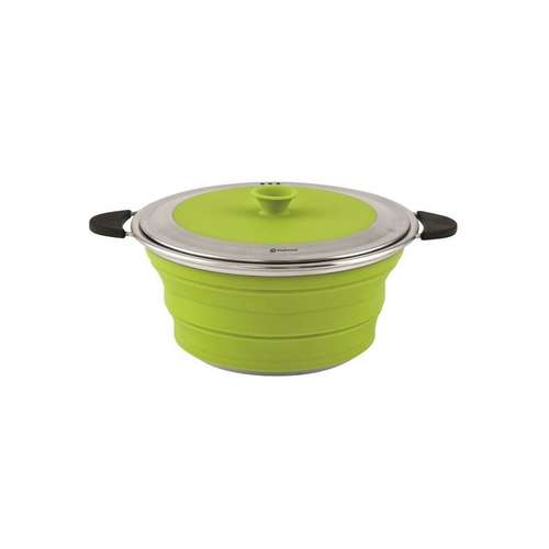 Collaps Pot With Lid 2.5 L