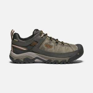 Shoes Men's Targhee III WP Black Olive/Golden Brown