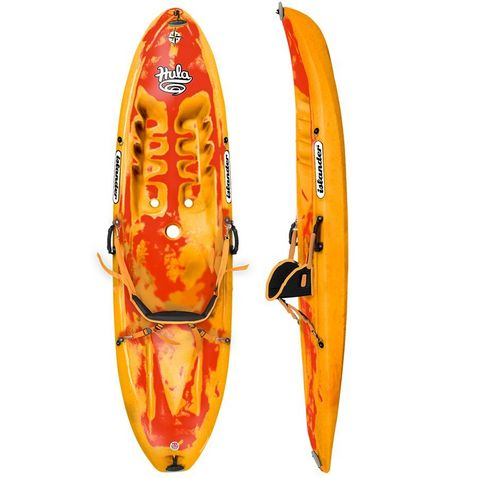 e6aacf87e Red Islander Hula Sit-On-Top Kayak ...