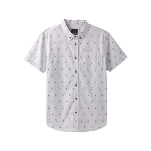 Men's Broderick Embroidery Shirt