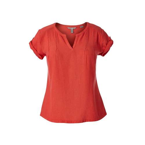 Women's Short Sleeve Cool Mesh Eco Top