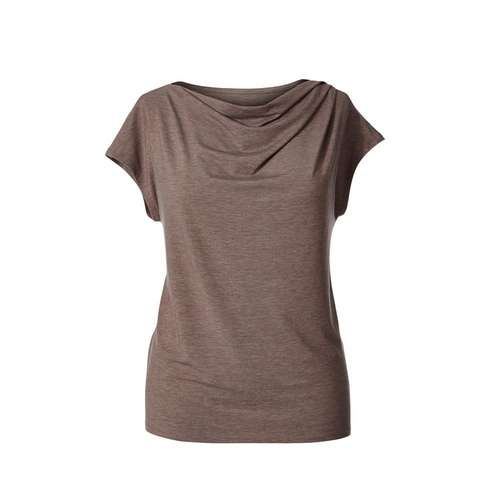 Women's Essential Tencel Cowl Neck Top