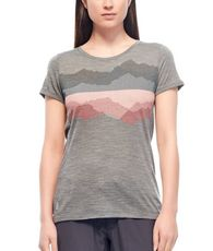 Women's Cool-Lite Sphere Low Crewe T-shirt