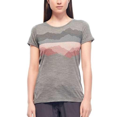 Women's Cool-Lite Sphere Low Crewe T-shirt