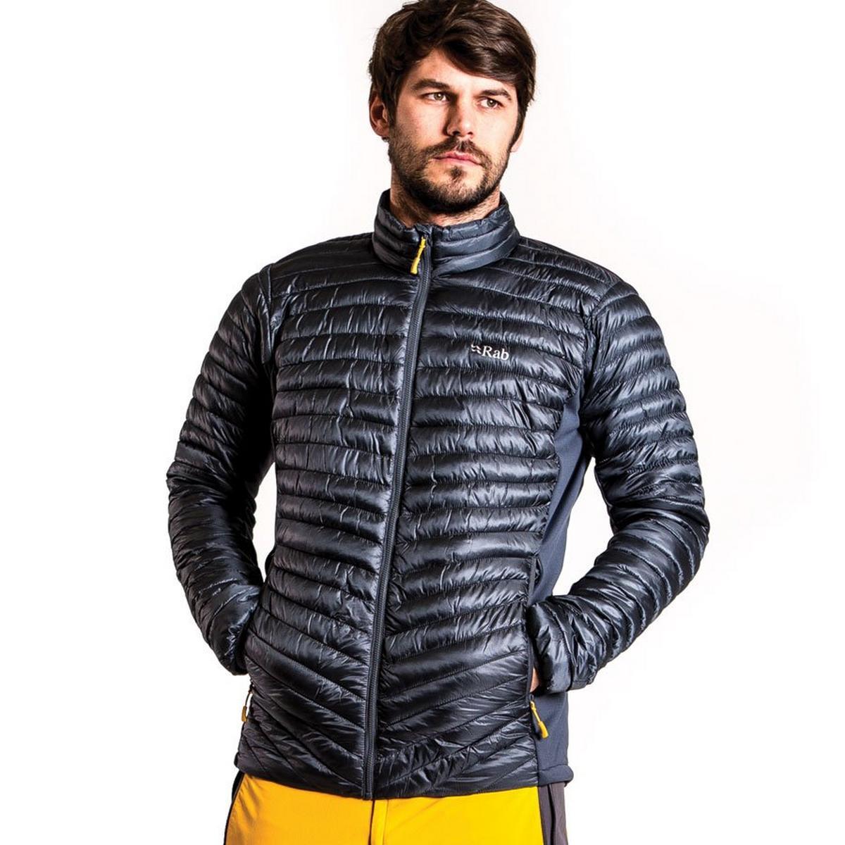 Rab Men's Rab Cirrus Flex Jacket - Grey