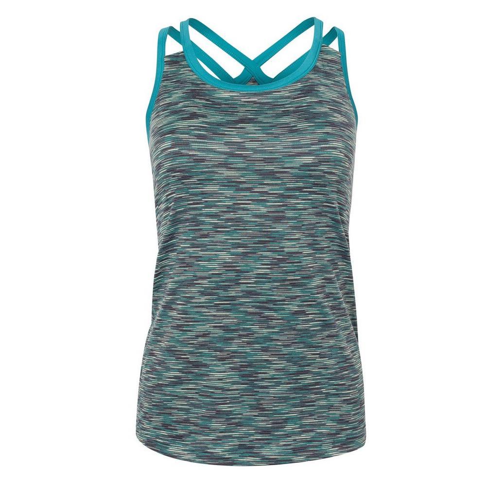 Rab Women's Maze Tank - Turquoise