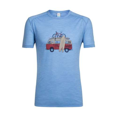 Men's Cool-Lite Sphere Van Surf life T-shirt