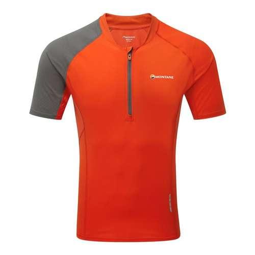 Men's Fang Zip T-Shirt