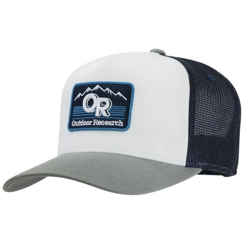 61e4bdd26c578a Grey Outdoor Research Advocate Trucker Cap