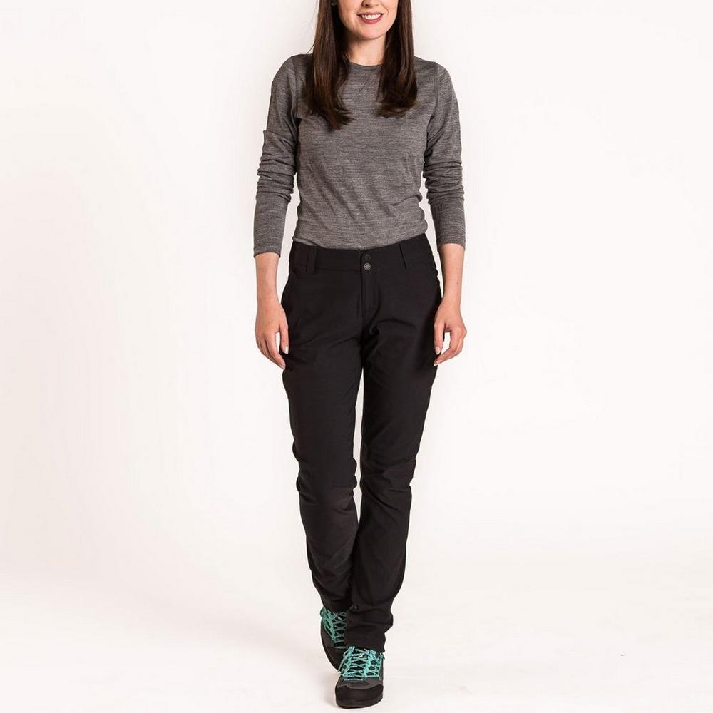 Berghaus Women's Ortler 2.0 Trousers (Reg) - Black