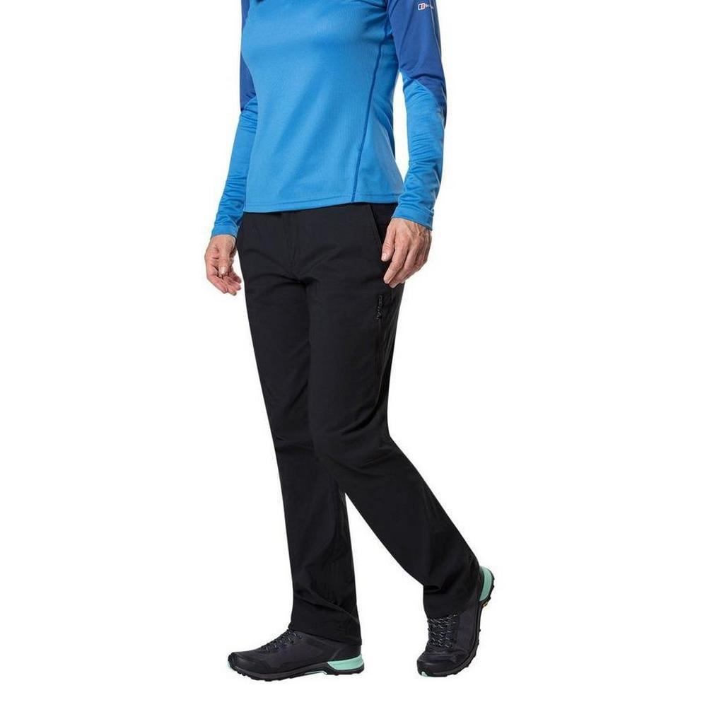 Berghaus Women's Ortler 2.0 Pant Short Leg - Black
