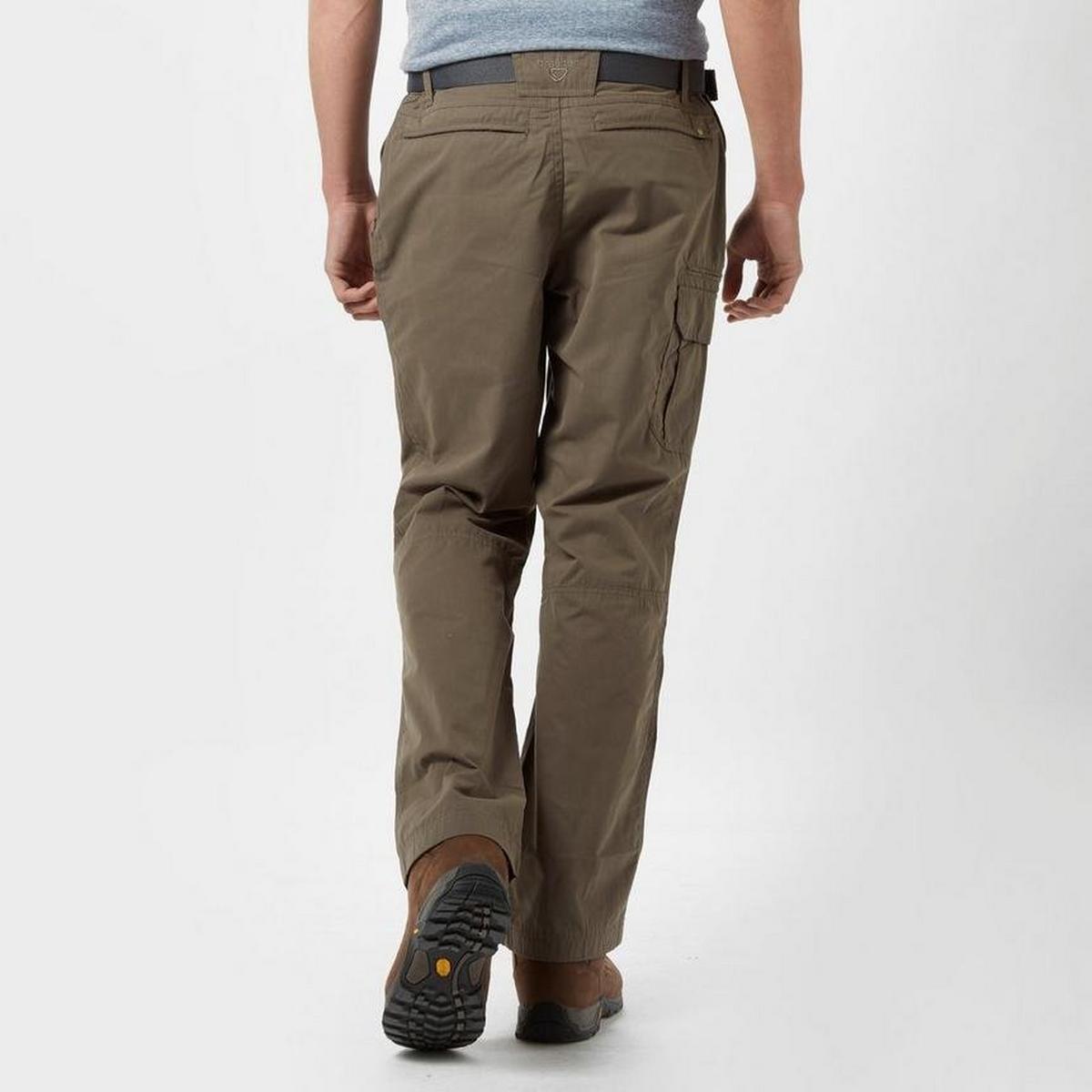 Brasher Men's Brasher Walking Trouser (Short) - Brown