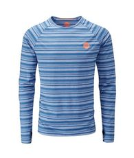 Men's Striped Long Sleeve Tee